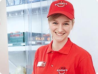 Smiley's Pizza Profis - Jobbörse